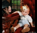 MJ and PMJJ - michael-jackson photo