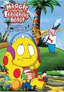 Maggie and the Ferocious Beast: Hamilton Blows His Horn