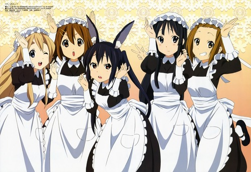 Maid Time!