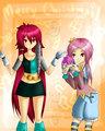 Mango - Julie-su Cosplay - anime fan art