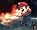 Mario - Power Inside - nintendo photo