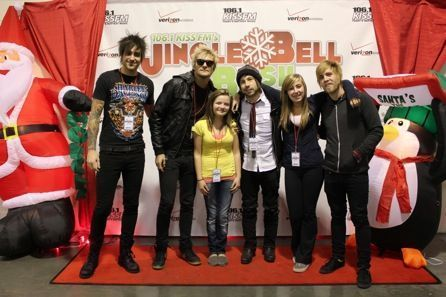 impact meet and greet boys like girls