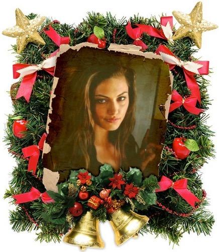 Merry Рождество Phoebe!