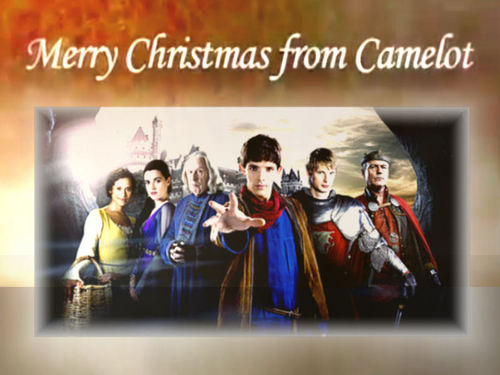 Merry Christmas from Camelot!