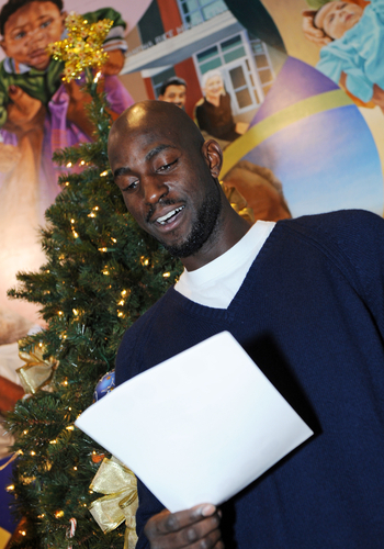 Merry Weihnachten from Kevin Garnett!