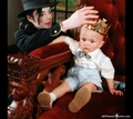 Michael and Prince - michael-jackson photo