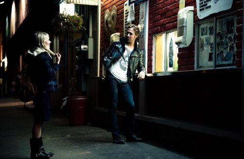 "Michelle Williams & Ryan sisiw ng gansa - New ""Blue Valentine"" - Stills"