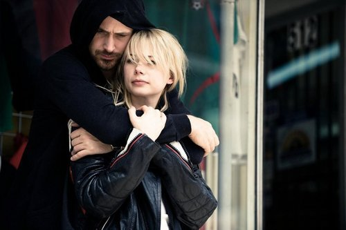 "Michelle Williams & Ryan শিশু-হংসী - New ""Blue Valentine"" - Stills"