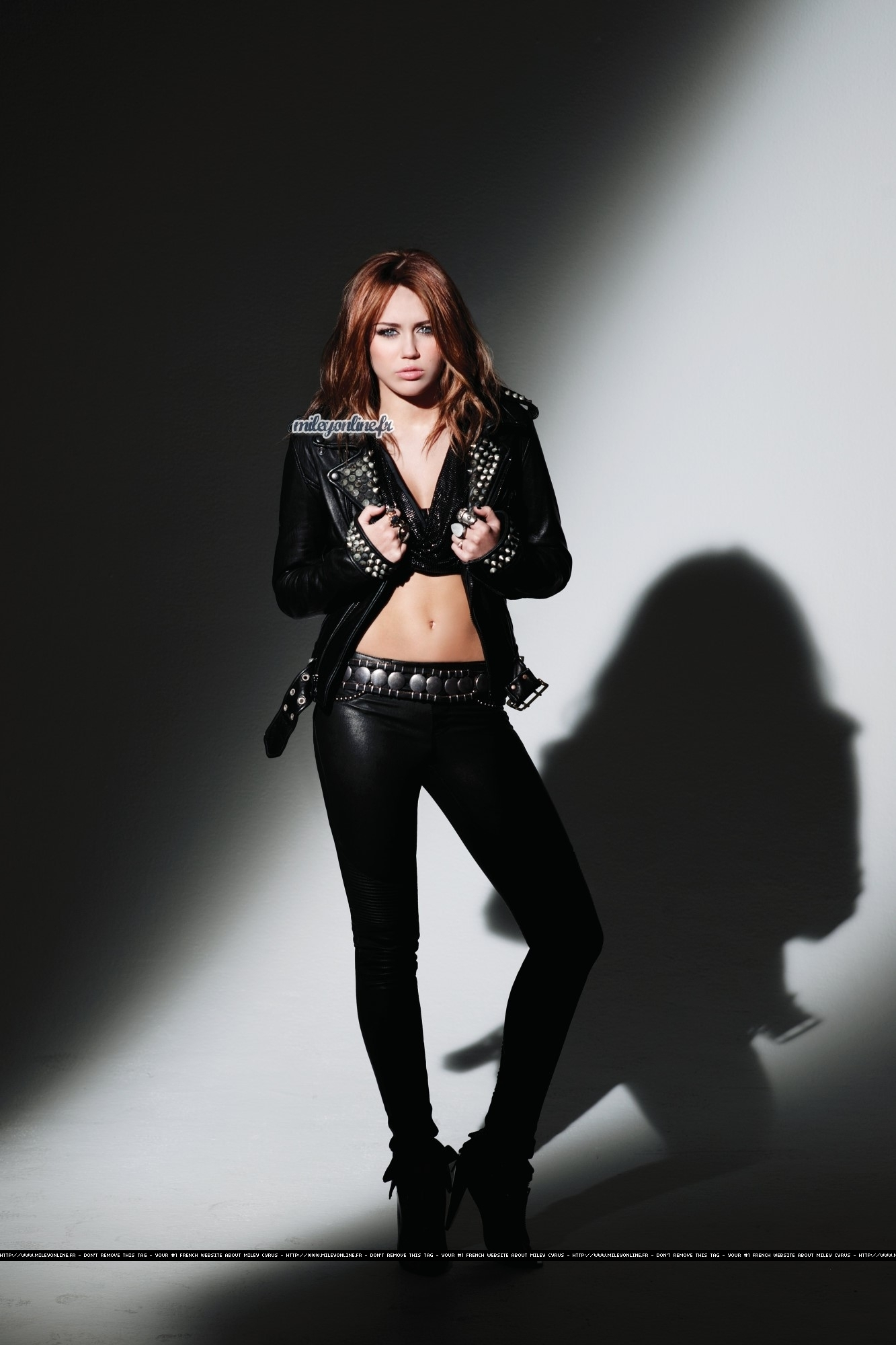 Miley cyrus photoshoot 2010
