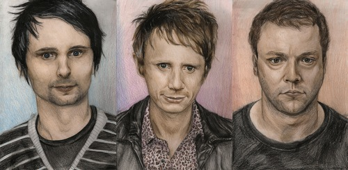 Muse portraits