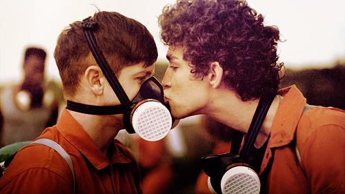 Nathan and Simon