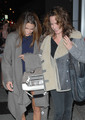 New/Old candids of Elizabeth going out by night with Nikki Reed