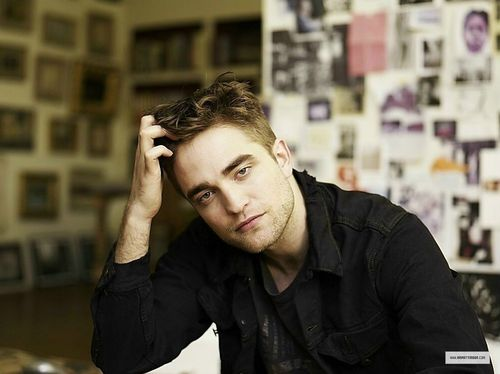 New TV Week Photoshoot Outtakes-Robert Pattinson