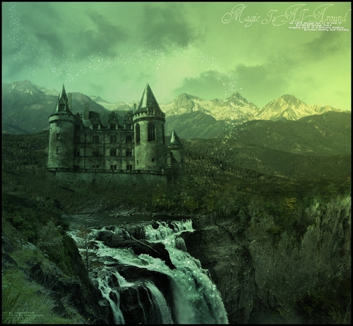 Nice قلعہ