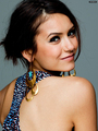 Nina Dobrev - Seventeen Magazine (New photos) - the-vampire-diaries-actors photo
