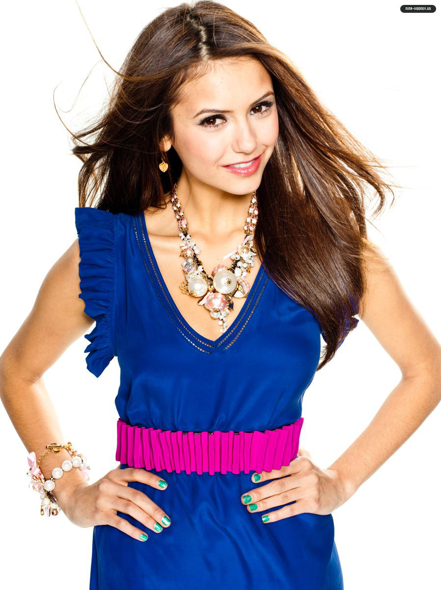 Nina Dobrev - Seventeen Magazine (New photos) - the-vampire-diaries-tv-show photo