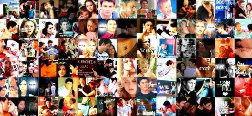 OTH collage/wallpaper - Merry pasko Kir <3