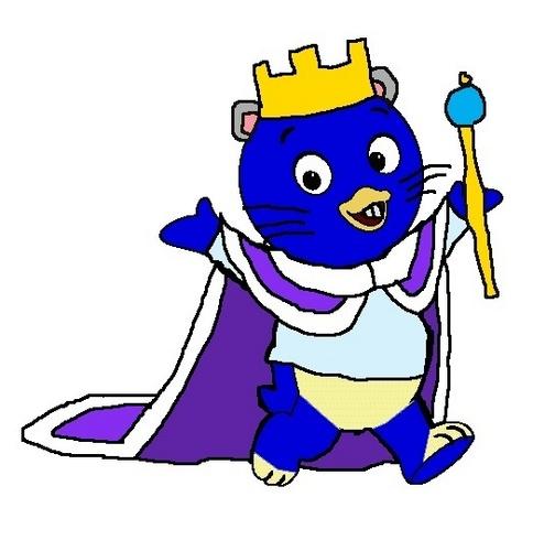 Pablo the maus King
