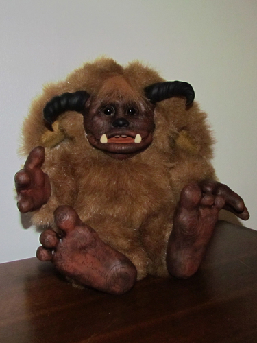 Panlora's Ludo Doll
