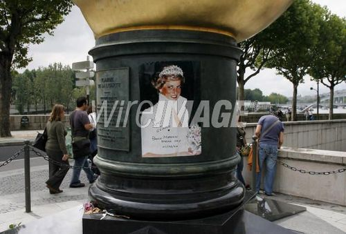 Paris Locations in Connection with Diana's Death