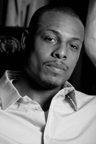 Paul Pierce! :D