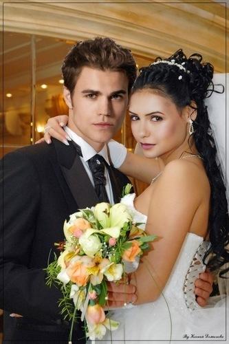 Paul and Nina Manip