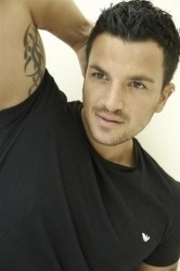 peter andre wallpaper probably with a portrait entitled Peter Looks Extremly hot in this photo