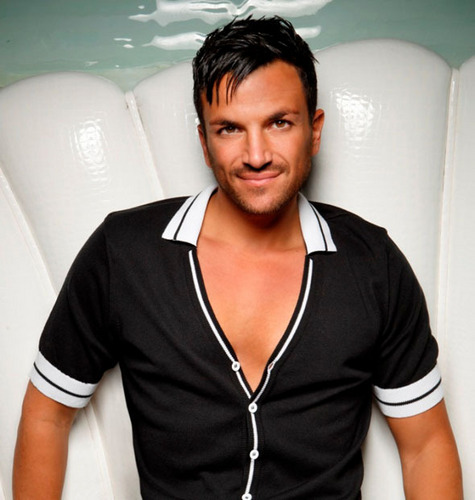 peter andre वॉलपेपर entitled Peter looking hot as always