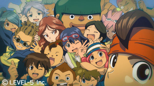 Inazuma Eleven wallpaper containing anime entitled Picture
