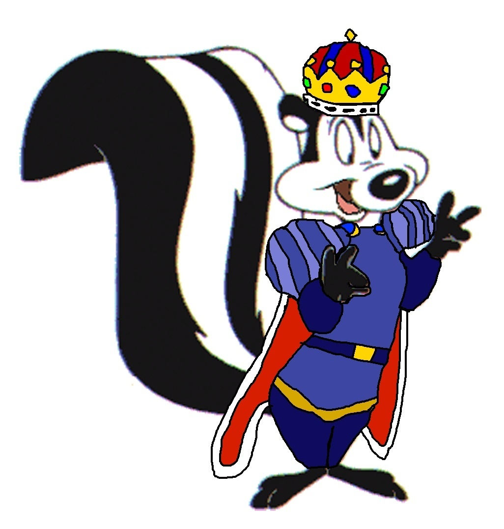 looney tunes images prince pepe le pew hd wallpaper and background