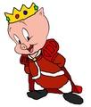 Prince Porky Pig