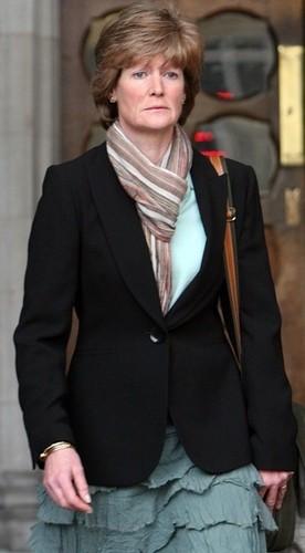 Princess Diana's Sister Lady Sarah McCorquodale,