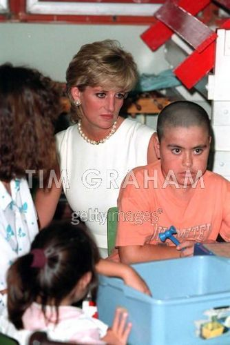 Princess Of Wales In Argentina