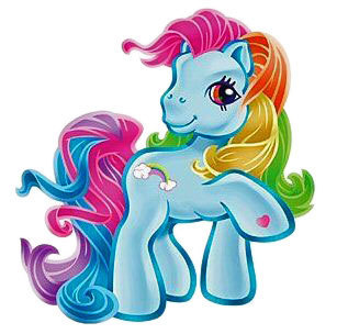 My Little Pony wallpaper possibly containing anime titled Rainbow Dash