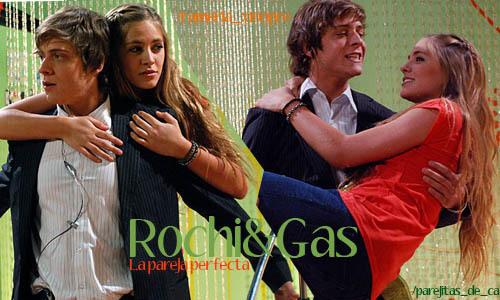 Rama y Vale/Gaston y Rochi Casi Angeles