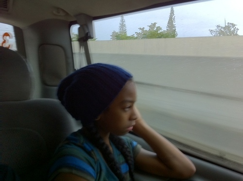 Mindless Behavior wallpaper containing a carriageway entitled Ray Ray