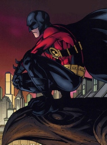 Red Robin - dc-comics Photo