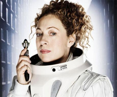 River Song from Series 4