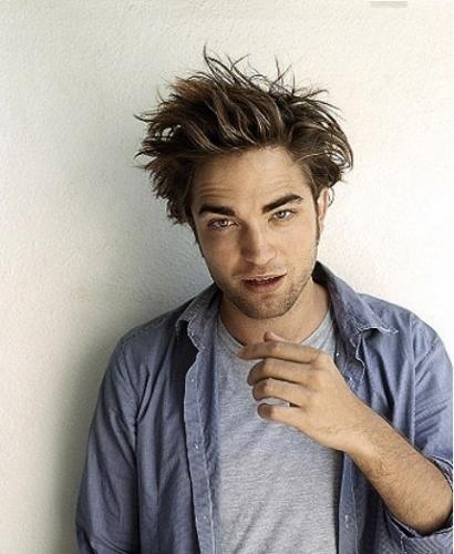 Robert Pattinson VMan Magazine Photoshoot