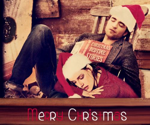 Robsten christmas