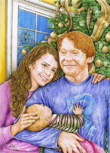 Romione - Have A Very Harry Christmas;)