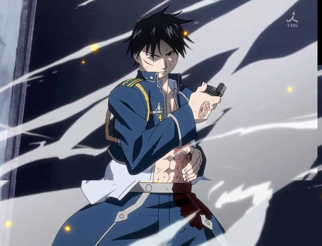 Roy Mustang roy mustang 17924130 1280 978 Top 15 Anime Flame Users