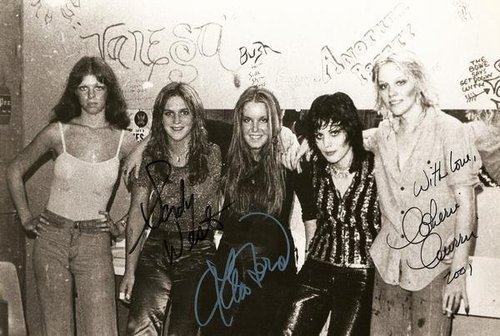 Runaways Autographs