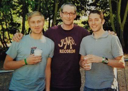 Russell, Jon and Brandon the Roadkill-Fetish Guy!