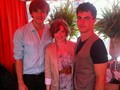 Sam,Aislinn,and Daniel