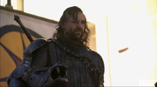 "Sandor ""The Hound"" Clegane"