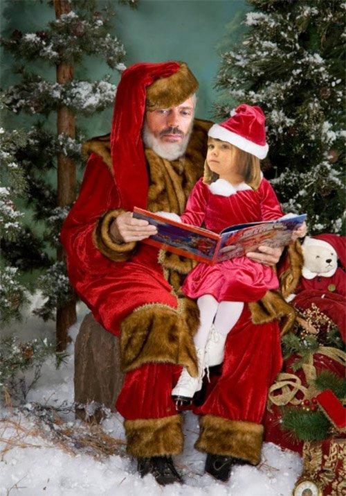 Santa House:)))