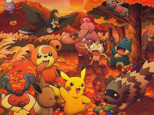 Serebii.net's Official Advent kertas-kertas dinding