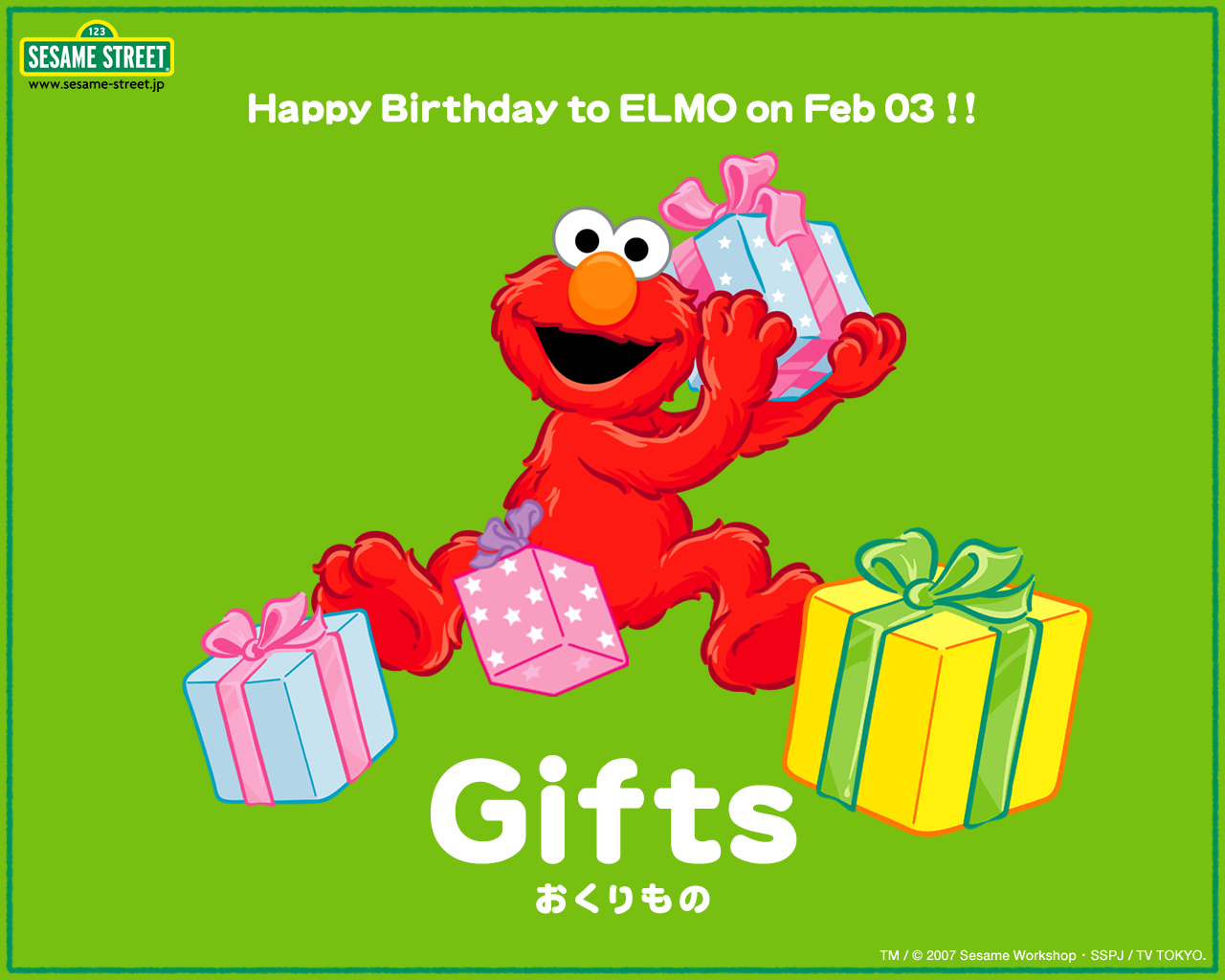 Sesame Street Images Learn Japanese HD Wallpaper And Background Photos
