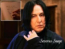 Severus Snape - katekicksass Photo